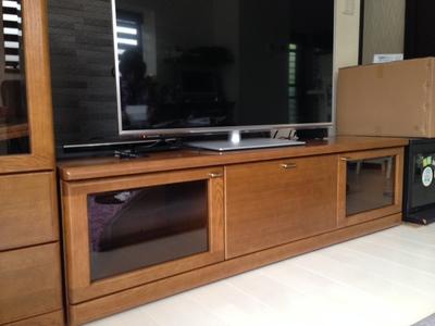 浜本工芸 TVボード