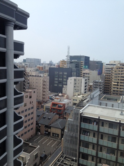 中央区清川