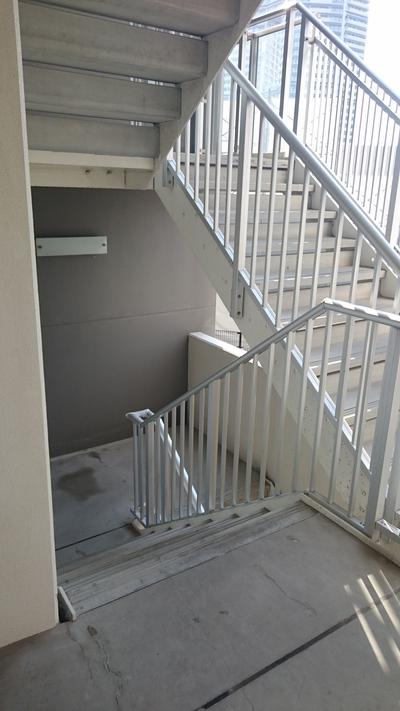 階段降ろし