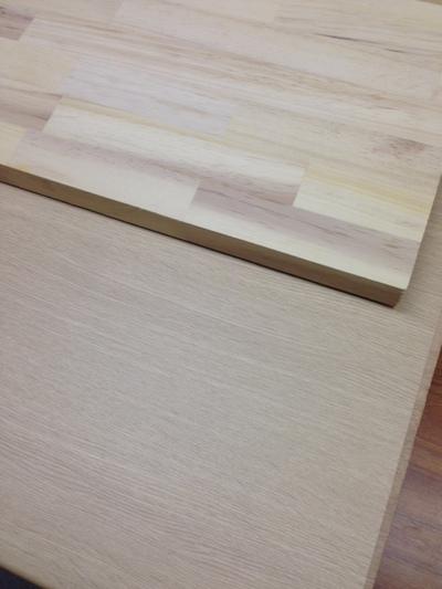 木材ラッピング