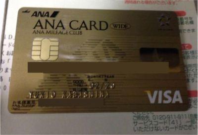 ANA CARD