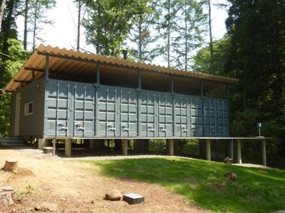 コンテナハウス