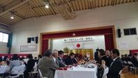 母校の多々良中学校は創立70周年(*^_^*)