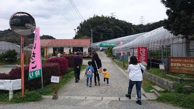 筑紫野いちご農園