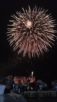 東区花火大会の延期開催日が決まったって\(^o^)/