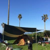 白浜オートキャンプ場に行きました。