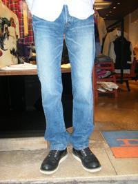 Denime jeans 特集!