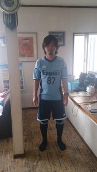 2014/2015 シニア新ユニフォーム紹介
