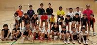 第24回福岡県小学生夏季バドミントン大会