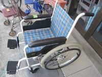 自走式車いす入荷