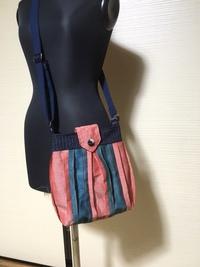 バッグは軽いほうがいい!畳のへり&絣のバッグ 2017/05/02 22:46:01