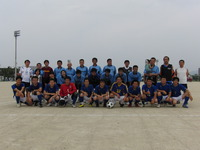 シニアチーム JA岡山交流試合