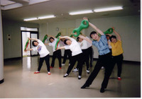 健康作り(3B体操)・春日公園教室