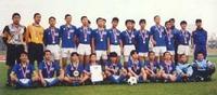 1995年8月 ジュニアユース 九州大会 準優勝!