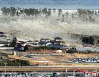 琵琶湖の異常と西日本の沈没、ガスチェンバー