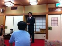福岡市長選 2010/11/08 10:08:22