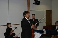 筑豊でクラシック (バイオリン四重奏) 九州交響楽団