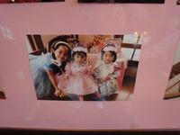 さかえ屋本店 姫展で うちの3姉妹が