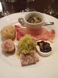 イタリア料理 テシマ ワイン会
