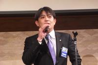 天の声 地の利 人の和  安里繁信会頭(日本青年会議所)