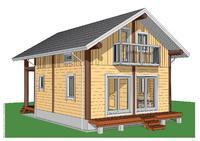 佐賀県神崎郡でポスト&ビームログハウスを建築します!