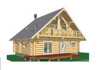 熊本県でハンドカットログハウスを建築します!