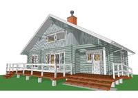 熊本県にホンカ・ログホームを建築します