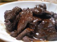 鹿肉のレシピ