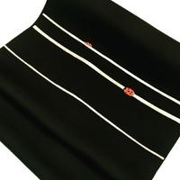 幸せ運ぶてんとう虫 赤と黒のサンバ ~ 紅い朱いふくひろ綺物の世界 ~