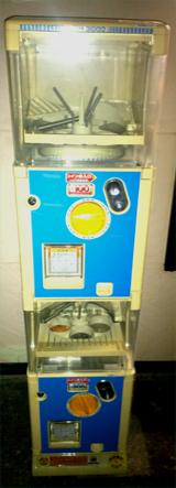 カプセル販売機