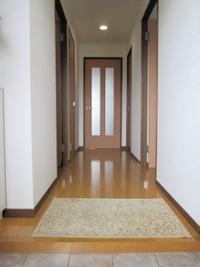 【玄関風水】玄関マットを敷く