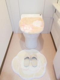 【トイレ風水】トイレ専用のマット・スリッパを用意する