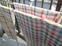 【浴室風水】バスタオルは毎日交換する