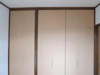 【寝室風水】クローゼット、押し入れは定期的に掃除する