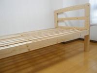 【寝室風水】ベッドの下はすっきりと
