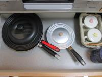 【キッチン風水】調理器具はシンク、コンロの下に収納する