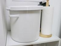 【キッチン風水】米びつにたっぷりお米を入れる
