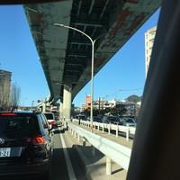 大渋滞! ^ ^
