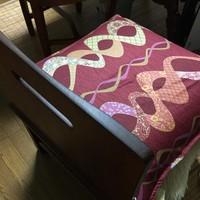 博多で仕立てた座布団が東京で ^ ^