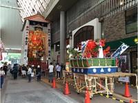 博多祇園山笠 新天町