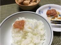 明太子の正しい食べ方