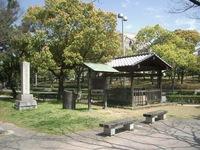 博多町歩き(松原水)