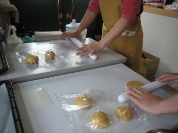 久留米市 大川市 八女市 柳川市 料理教室 ファーマーズ・スタジオ てごねパン 発酵