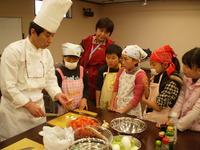 道の駅くるめさん!! 7月 料理教室