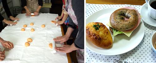 パン教室MOLN