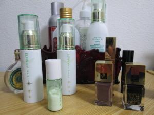 【金運UP】化粧品を整理整頓する