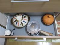 風水キッチン