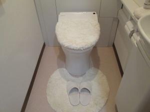 風水 トイレ 床
