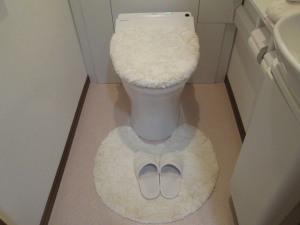 風水  トイレ  便器  ふた