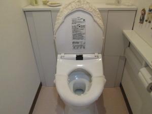 風水 トイレ  便器
